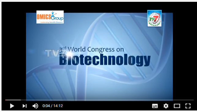 2011 -3rd World Congress on Biotechnology