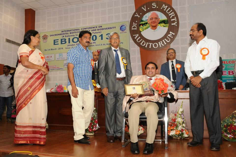 Dr. Srinubabu